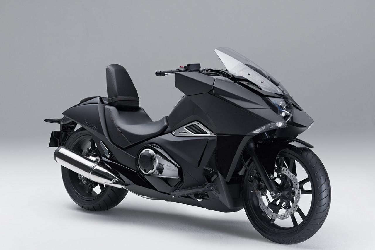 Honda Unveils NM4 Series Motorcycles