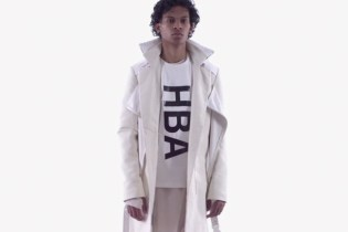 Hood By Air 2014 Fall/Winter Video Lookbook