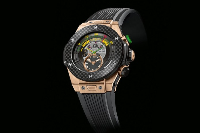 Hublot Big Bang Unico Bi-Retrograde Chrono: The Official Watch of the 2014 World Cup