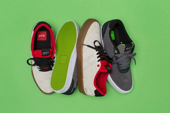 HUF 2014 Spring Delivery 2 Footwear