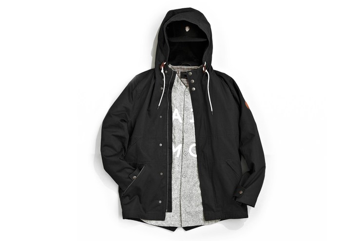 I Love Ugly 2014 Spring Parka Capsule Collection