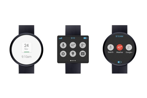 Information on Google's Smartwatch by LG Leaks to Public