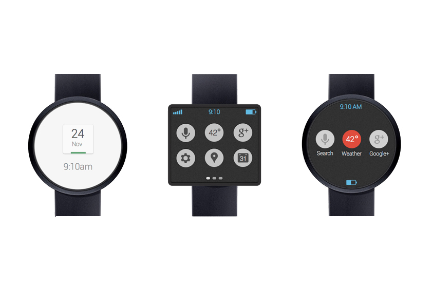 information on googles smartwatch by lg leaks to public