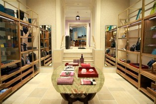 Inside Paul Smith's New Hamburg Store