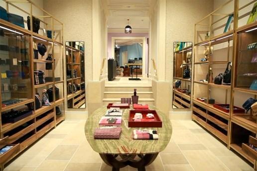 Inside Paul Smith's New Hamburg Store