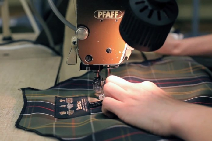 The Making of Barbour Originals Jackets