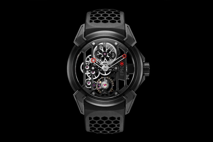 Jacob & Co. x M. Benjamin Epic X Watch