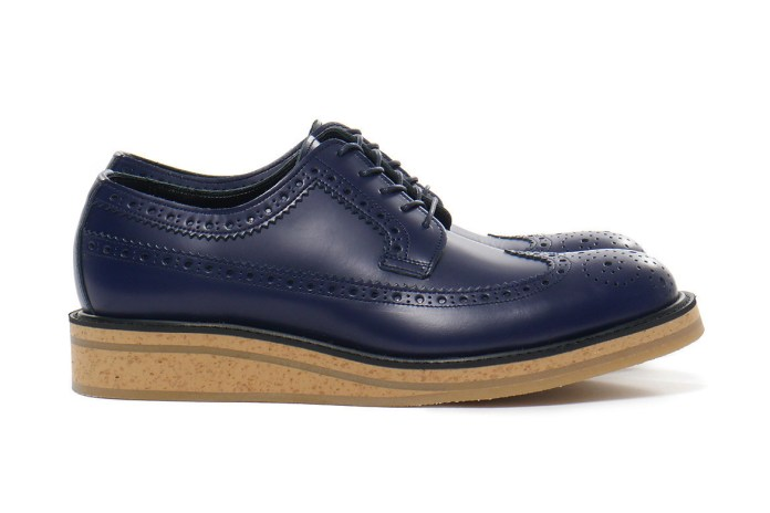 JohnUNDERCOVER 2014 Spring/Summer Brogue Shoes