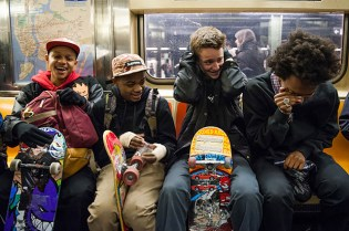 """Jonathan Mehring Goes Behind the Scenes of Supreme's """"cherry"""""""