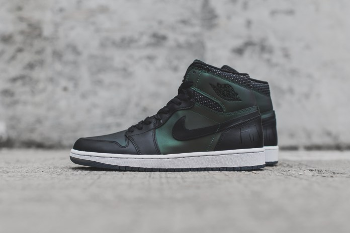 A Closer Look at the Nike SB x Air Jordan 1 by Craig Stecyk