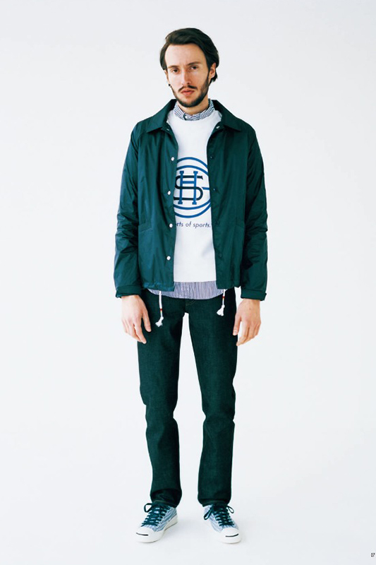 journal standard 2014 spring summer lookbook