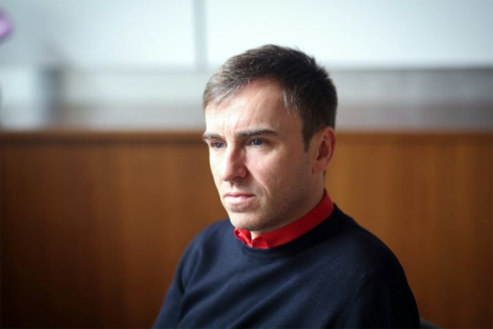 Joyce Boutique HK Interviews Raf Simons