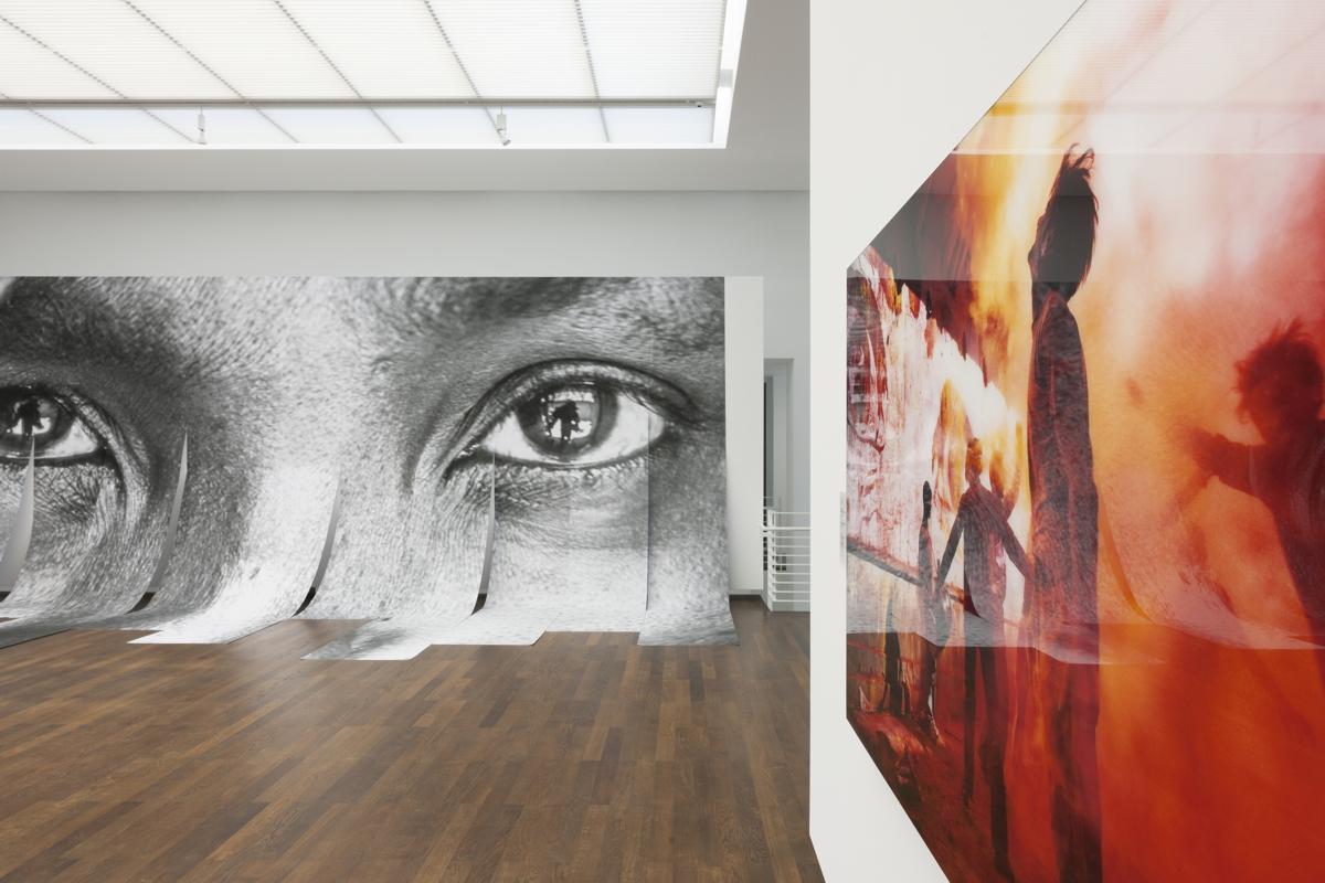 JR @ Museum Frieder Burda
