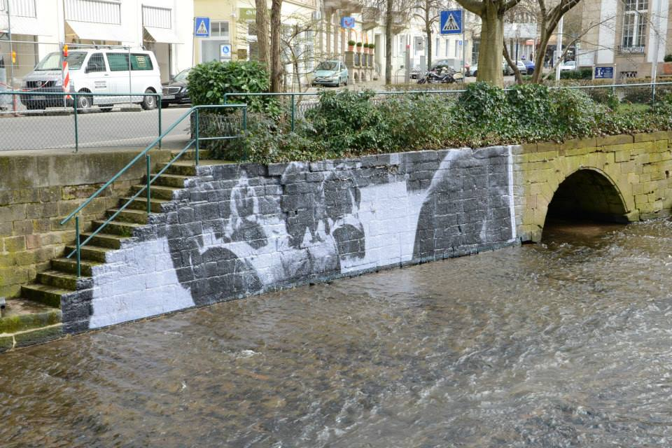 jr unframed project in baden baden germany