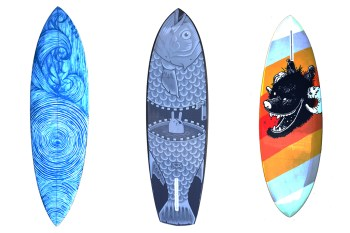 Juxtapoz Teams with Waves For Water to Benefit the Philippines