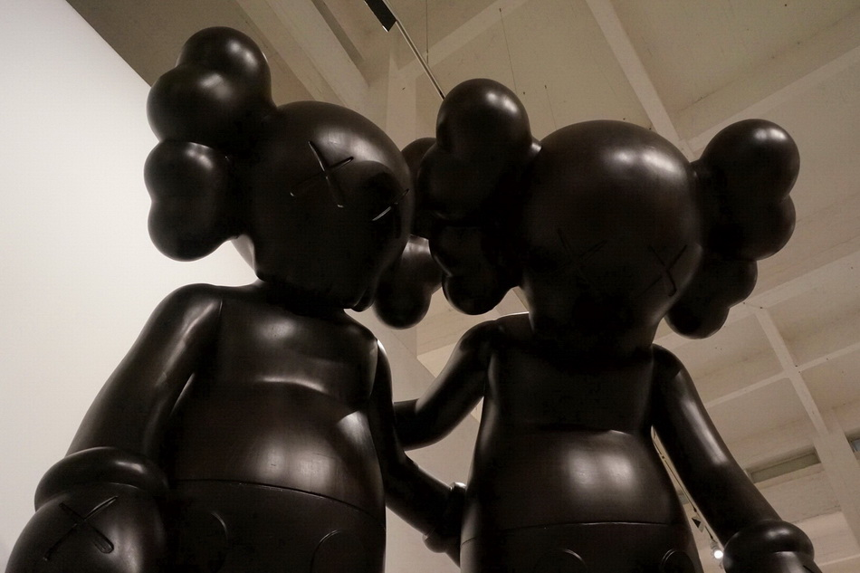 "KAWS ""Final Days"" @ CAC Málaga"