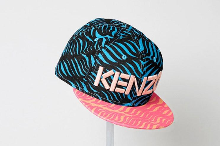 KENZO x New Era 2014 Spring Collection