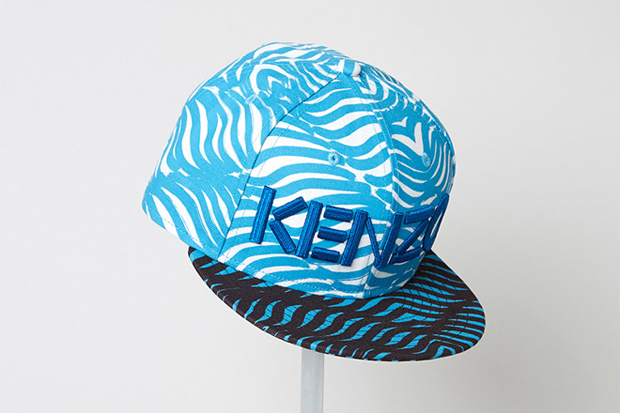 kenzo x new era 2014 spring summer collection