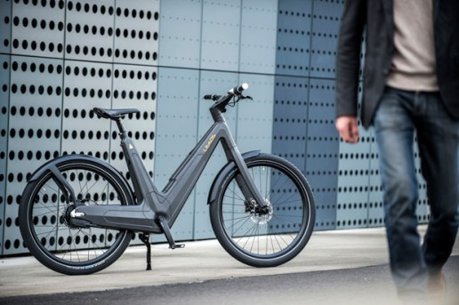 Leaos Carbon Fiber Electric Bike