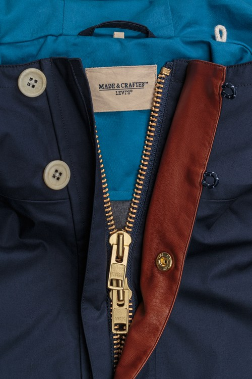 Levi's Made & Crafted 2014 Spring/Summer Parka