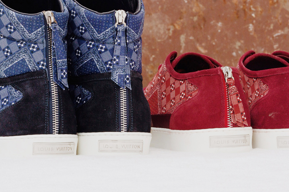 "Louis Vuitton 2014 Spring/Summer On the Road ""Bandana"""