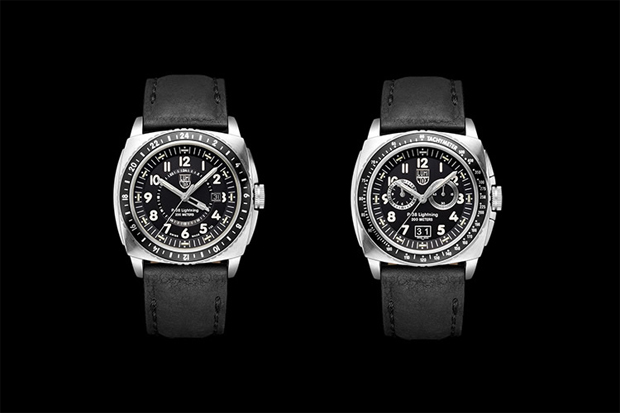 luminox p 38 lightning 9400 watch