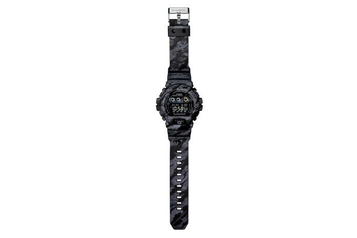 """maharishi x Casio G-Shock GD-X6900M """"DPM: Lunar Bonsai"""""""