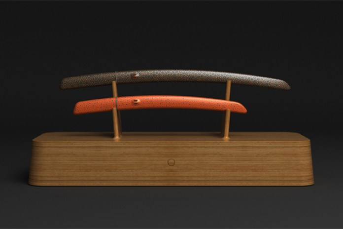 Marc Newson Develops Aikuchi Swords with Japanese Master Craftsmen for WOW