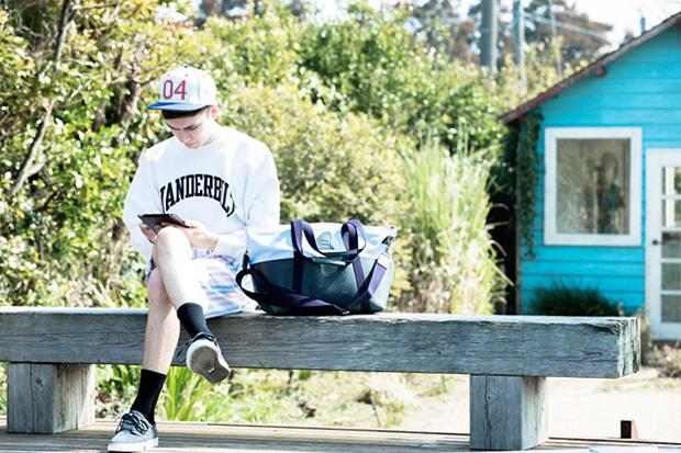 master-piece 2014 Spring/Summer Lookbook