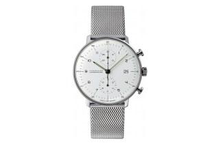 Max Bill x Junghans Chronoscope Watch