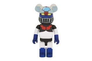 Mazinger Z x Medicom Toy 1000% Bearbrick