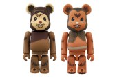 "Star Wars x Medicom Toy 100% Bearbrick ""MAY THE FORCE BE WITH YOU"" Pack"