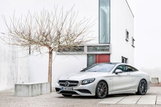 Mercedes-Benz S63 AMG 4Matic Coupe