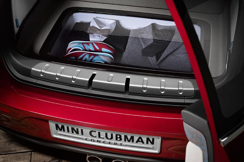 Mini Unveils the Six-Door 2015 Clubman Concept