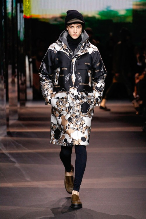 Moncler Gamme Rouge 2014 Fall/Winter Collection