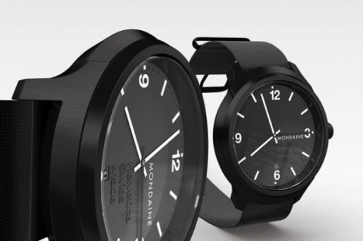 "Mondaine Helvetica Watch Family ""NO. 1"""