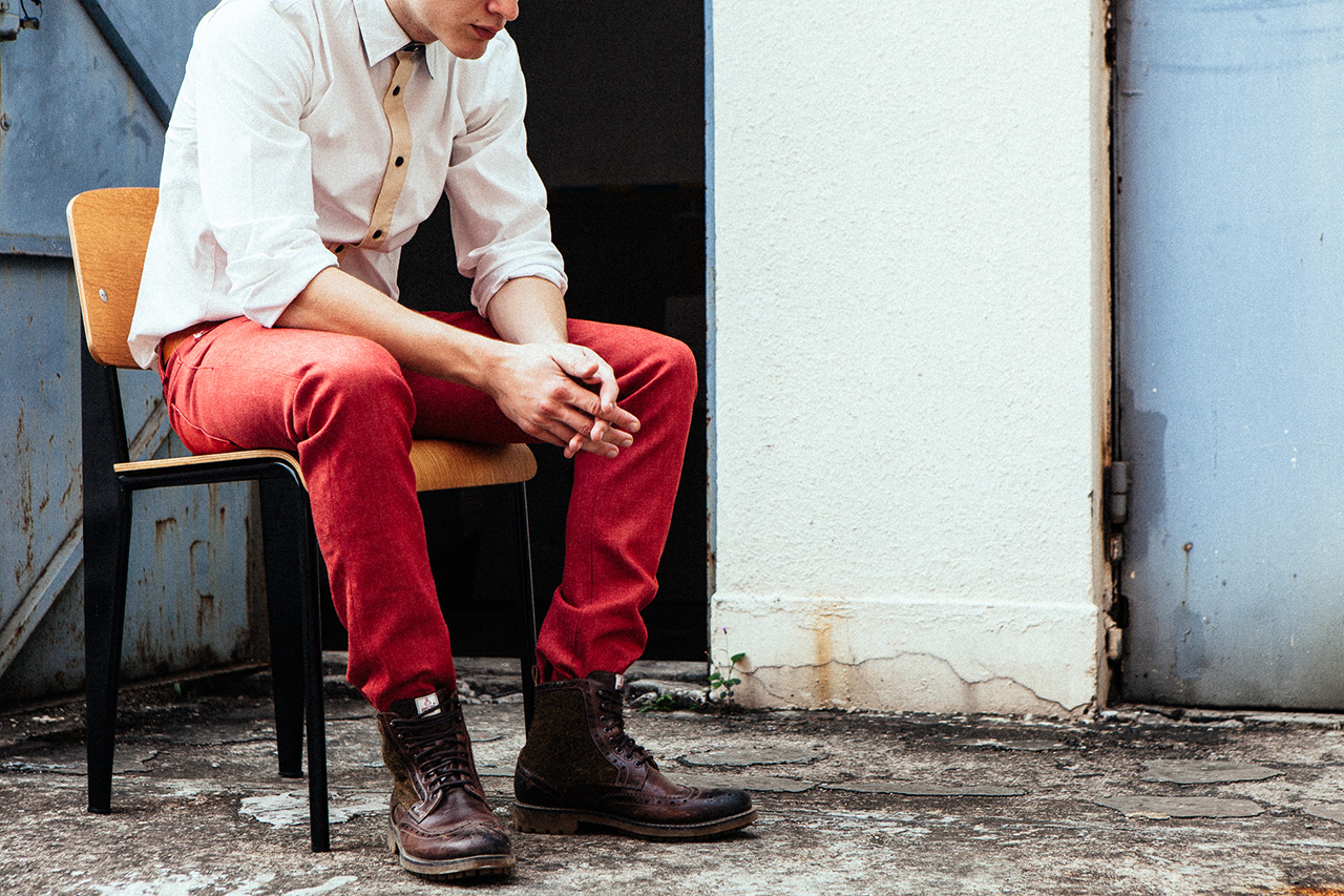 Naked & Famous 2014 Spring/Summer Jeans
