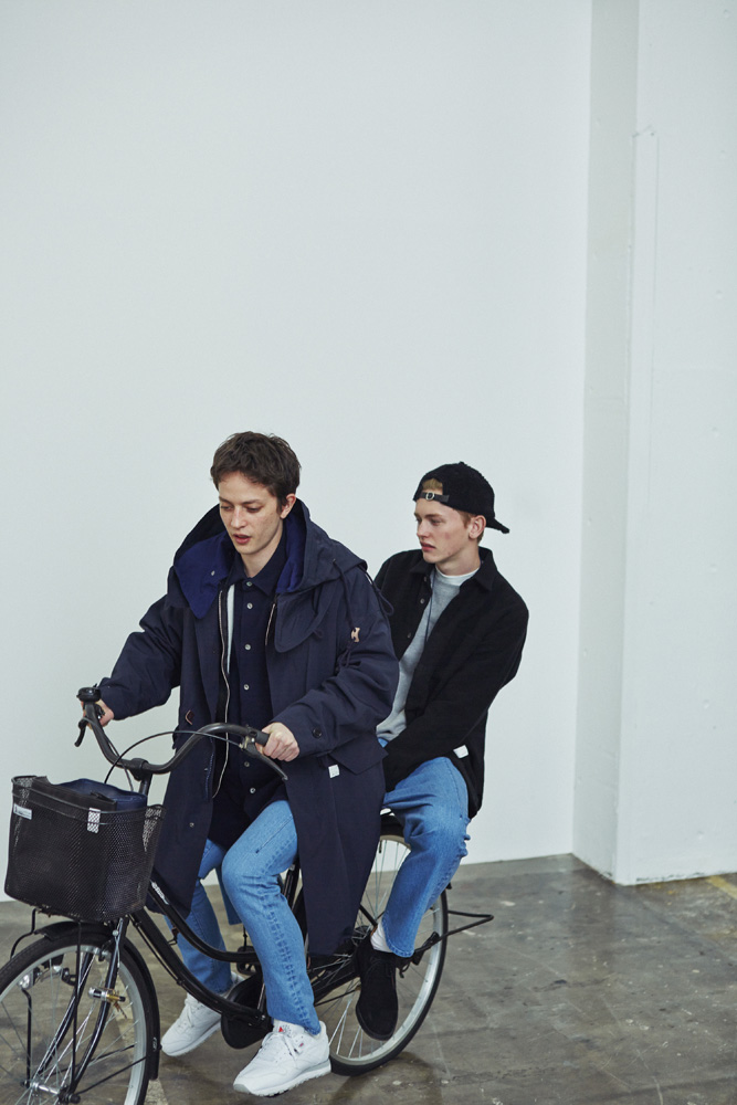 Name. 2014 Fall/Winter Lookbook