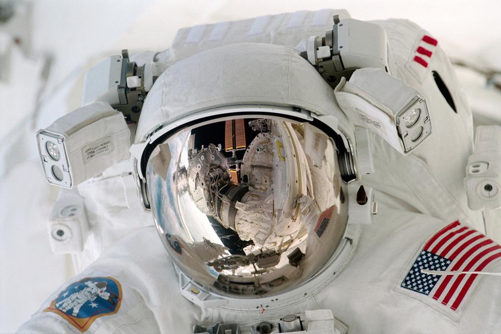 Check Out NASA's 'Gravity'-Inspired Photo Set