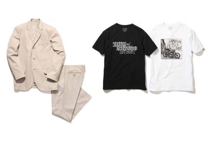 NEIGHBORHOOD x S/Double 2014 Spring/Summer Collection