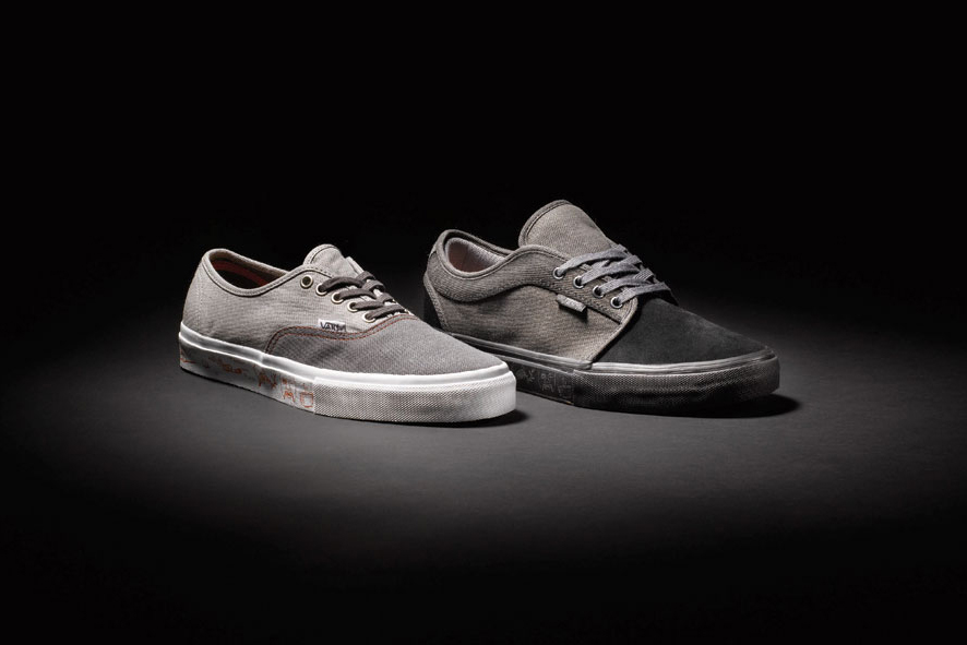 Neil Bender x Vans Syndicate 2014 Pack