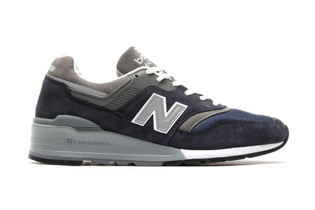 New Balance Made in USA M997 Navy/Grey
