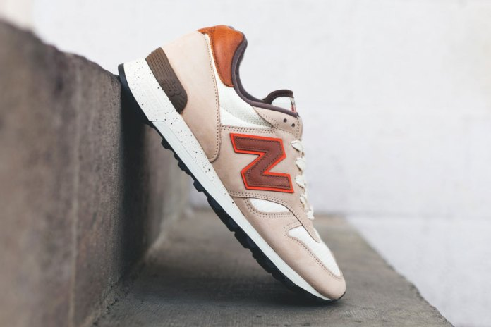 New Balance Made in USA M1300 Creme/Brown