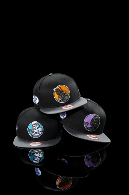 New Era x Star Wars 59FIFTY® Cap Collection
