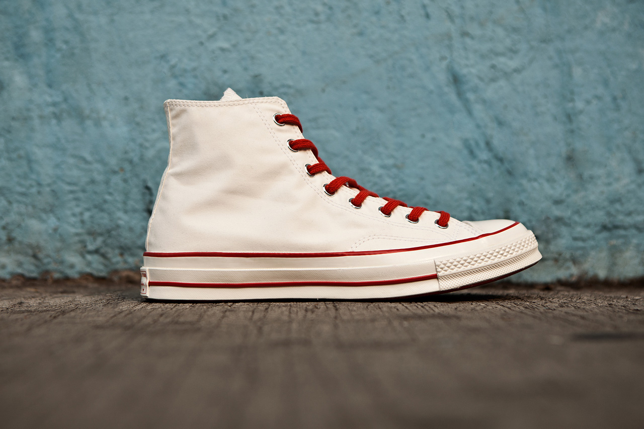 "Nigel Cabourn x Converse First String 1970s Chuck Taylor All Star Hi ""Ventile"""
