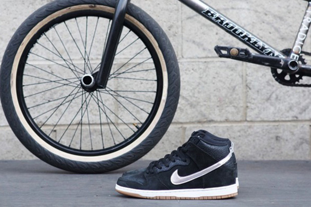 "Nigel Sylvester x Nike SB Dunk High ""S.O.M.P."" Preview"
