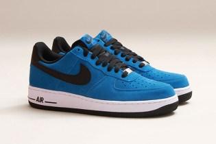 Nike Air Force 1 Military Blue/Black-White
