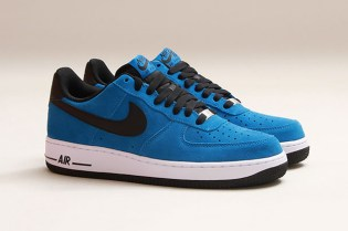 Nike Air Force 1 Military Blue/Black-White