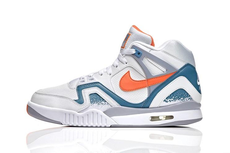 "Nike Air Tech Challenge II ""Clay Blue"""