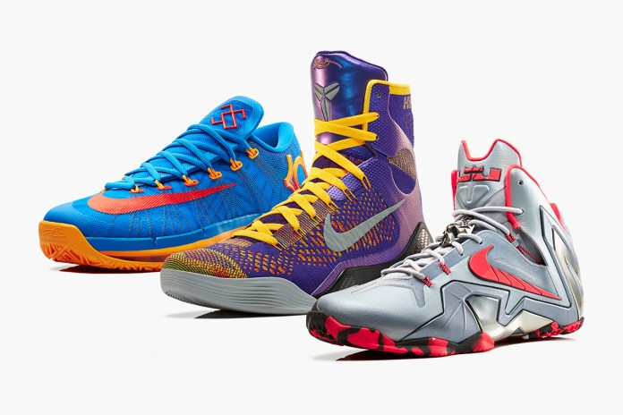 Nike Basketball 2014 Elite Series Team Collection